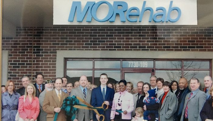 MOR Ribbon Cutting