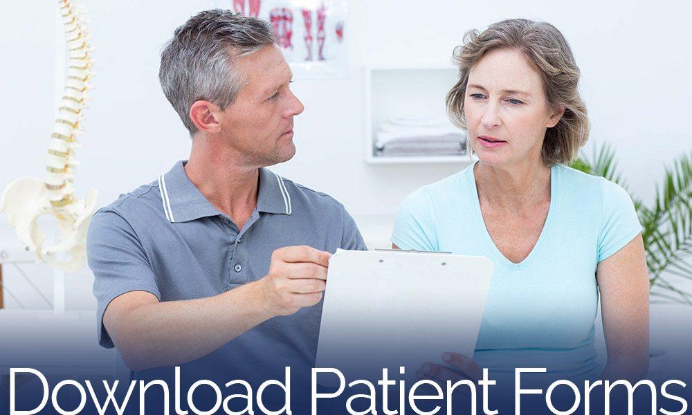 Download Patient Forms