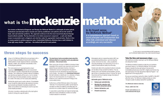 mckenzie method , mor , mckenzie